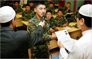 Tentara Korea Selatan Berbondong-bondong Masuk Agama Islam [ www.BlogApaAja.com ]