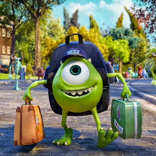 UNIVERSIDADE MONSTROS (Monsters University)