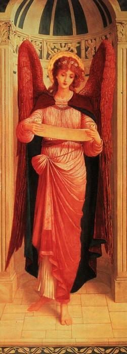 John Melhuish Strudwick angel