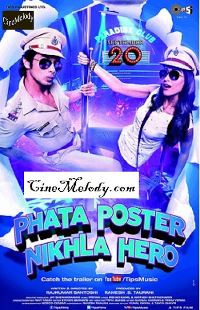 Phata Poster Nikhla Hero  Hindi Mp3 Songs Free  Download  2013