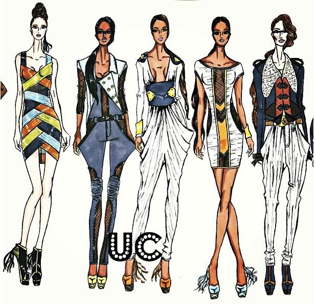 fashion illustration jerron couture fashion dresses drape trousers