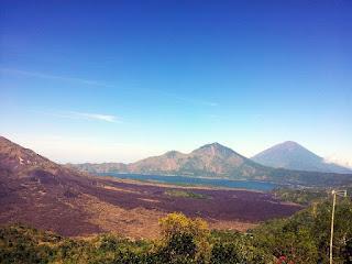 Bali volcano tours