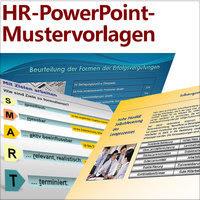 Über 200 PowerPoint Folien zu aktuellen HR-Themen
