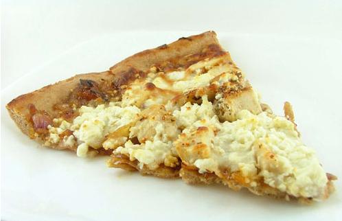 Spokane Dinner Club: Caramelized Onion Apricot Chicken Pizza