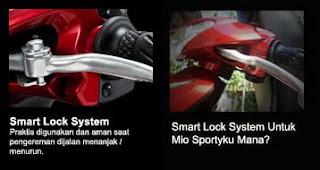 smart lock system Yamaha new Xeon RC