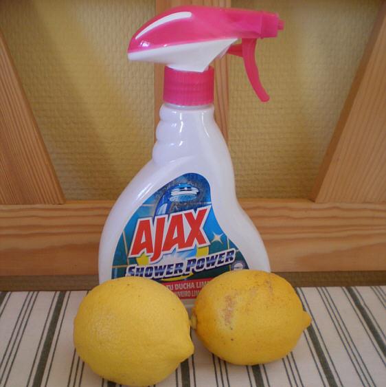 citronsyra mot kalk