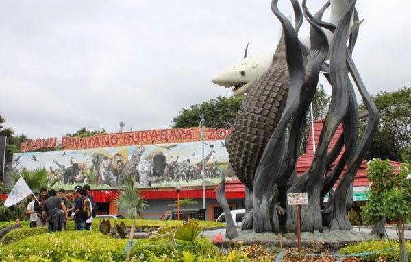 Inilah Tempat Wisata Kebun Binatang di Surabaya 2015.6