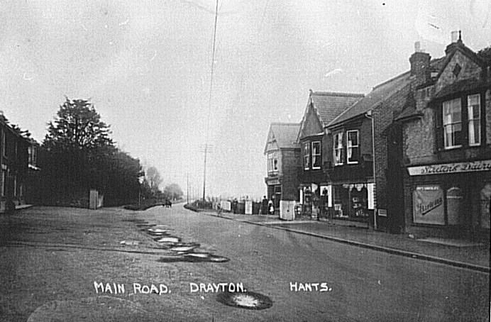 Drayton 1920s