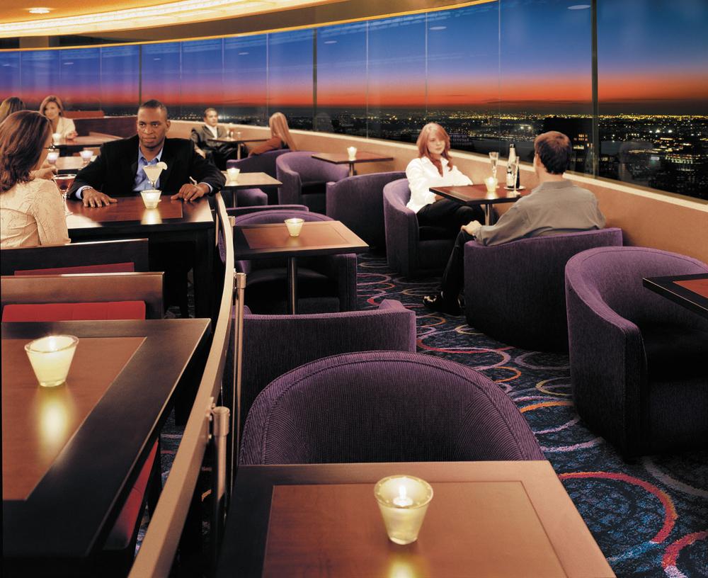Marriott Revolving Restaurant New York