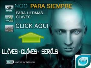 Seriales Nod32 Gratis Noviembre 2011.