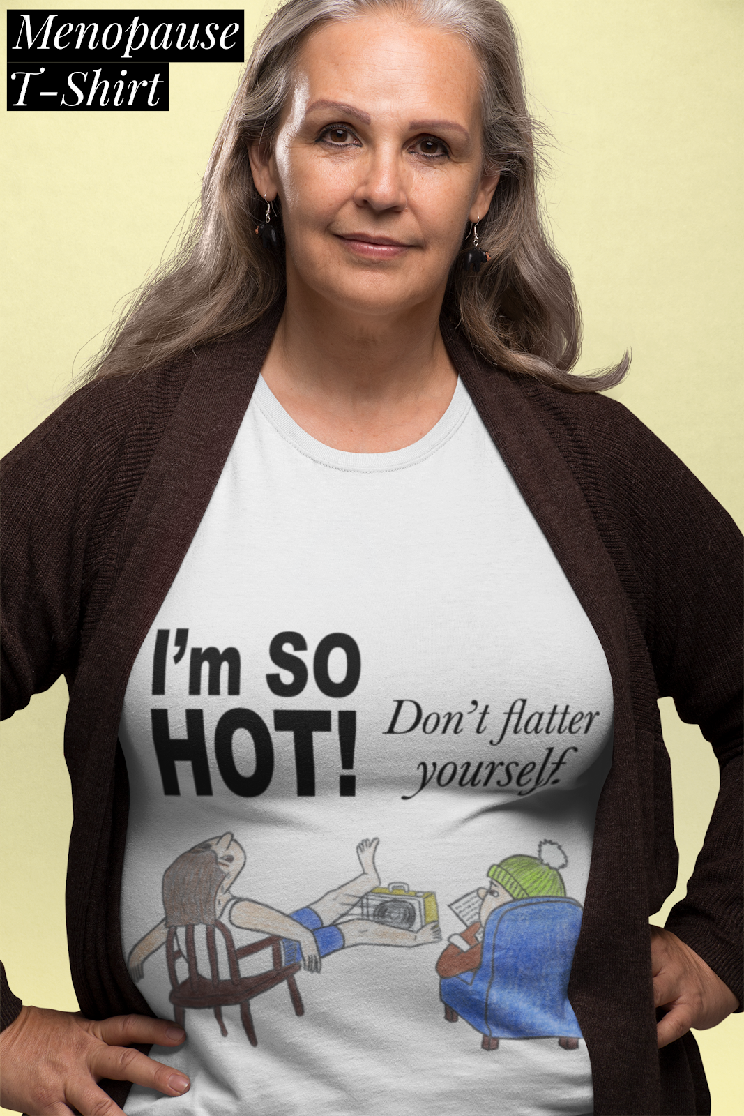The Menopause Shirt