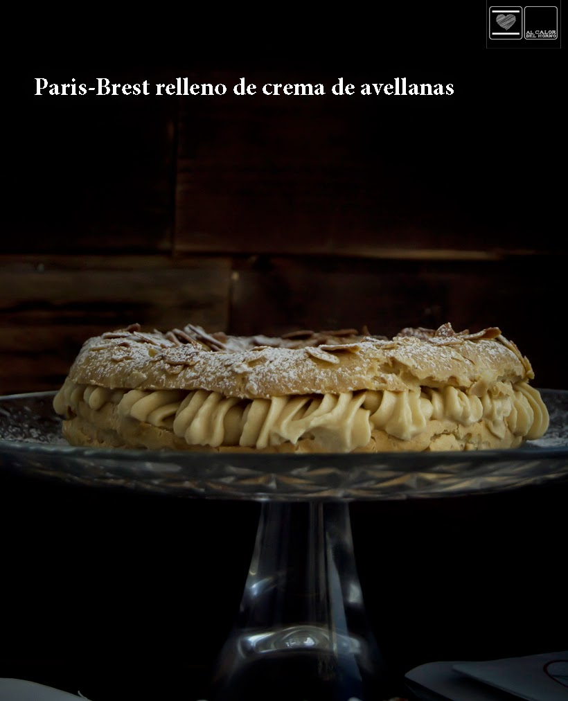 Parist-Brest relleno de crema de avellanas