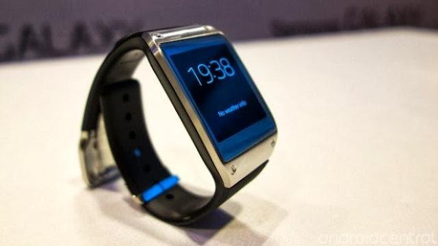 Moda y Tecnologia.Nuevo Galaxy Gear
