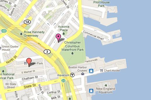 Creepychusetts Strangechusetts Mercantile Wharf Building Boston