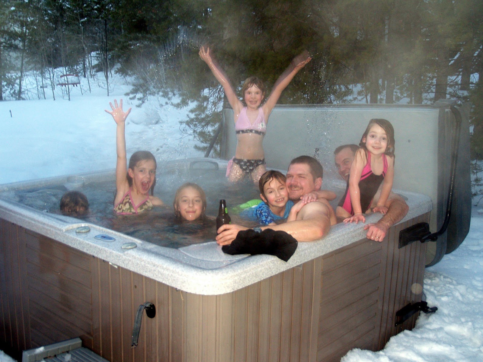 Great Hot Tub Ideas