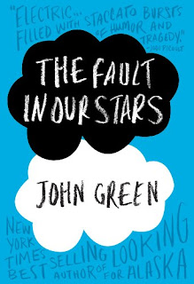 book cover of The Fault in Our Stars by John Green