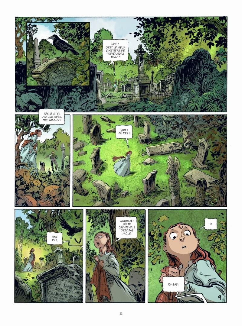 whaligoe comic yermo ediciones