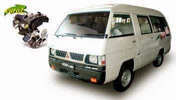 Mitsubishi Colt L300 Minibus - 2014