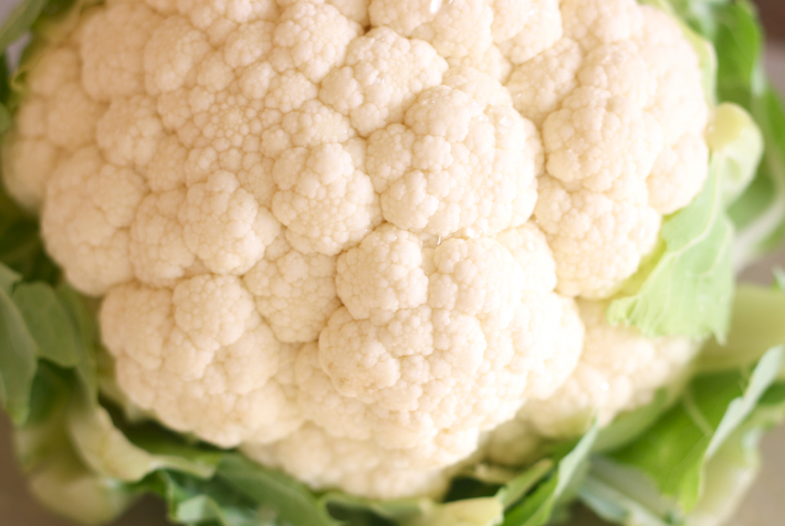 cauliflower for thanksgiving vegetarian side dish