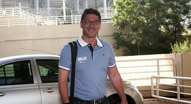 Κατσικάρης: «Με υψηλό IQ ο Έλληνας παίκτης»