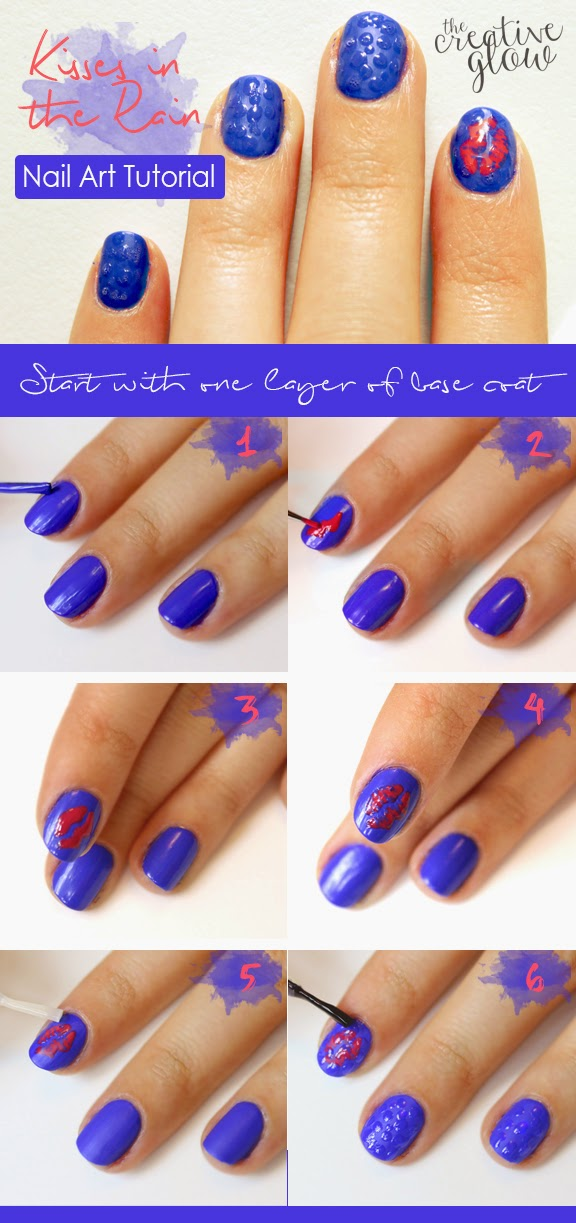 Nail Art for All - Loud and Trendy or Soft and Subtle | The Creative ...