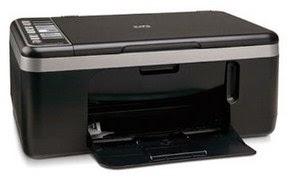 HP Deskjet F4180 All-in-One Printer Driver Download
