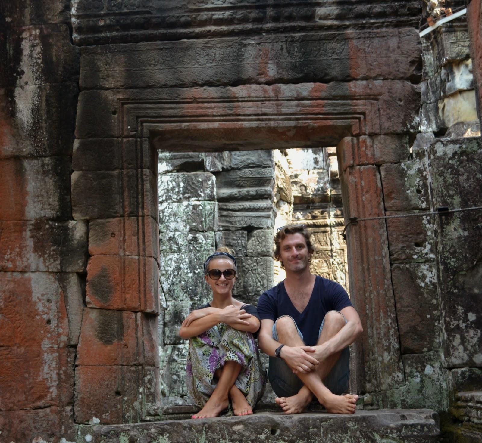 Banteay Kdei Temple Angkor Wat Siem Reap Cambodia