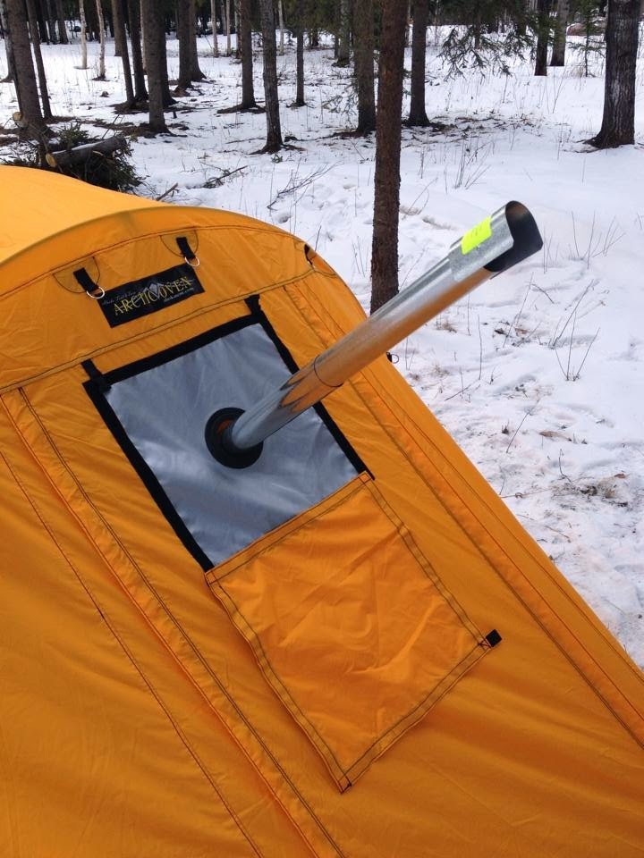 The Pipeline fixes a lot of that... at 19 pounds plus 6 pounds for the stove and accessories it is certainly not a tent that you would consider backpacking ... & Hodgemanu0027s Thoughts on The Great Outdoors: Shake- N- Bake.... the ...