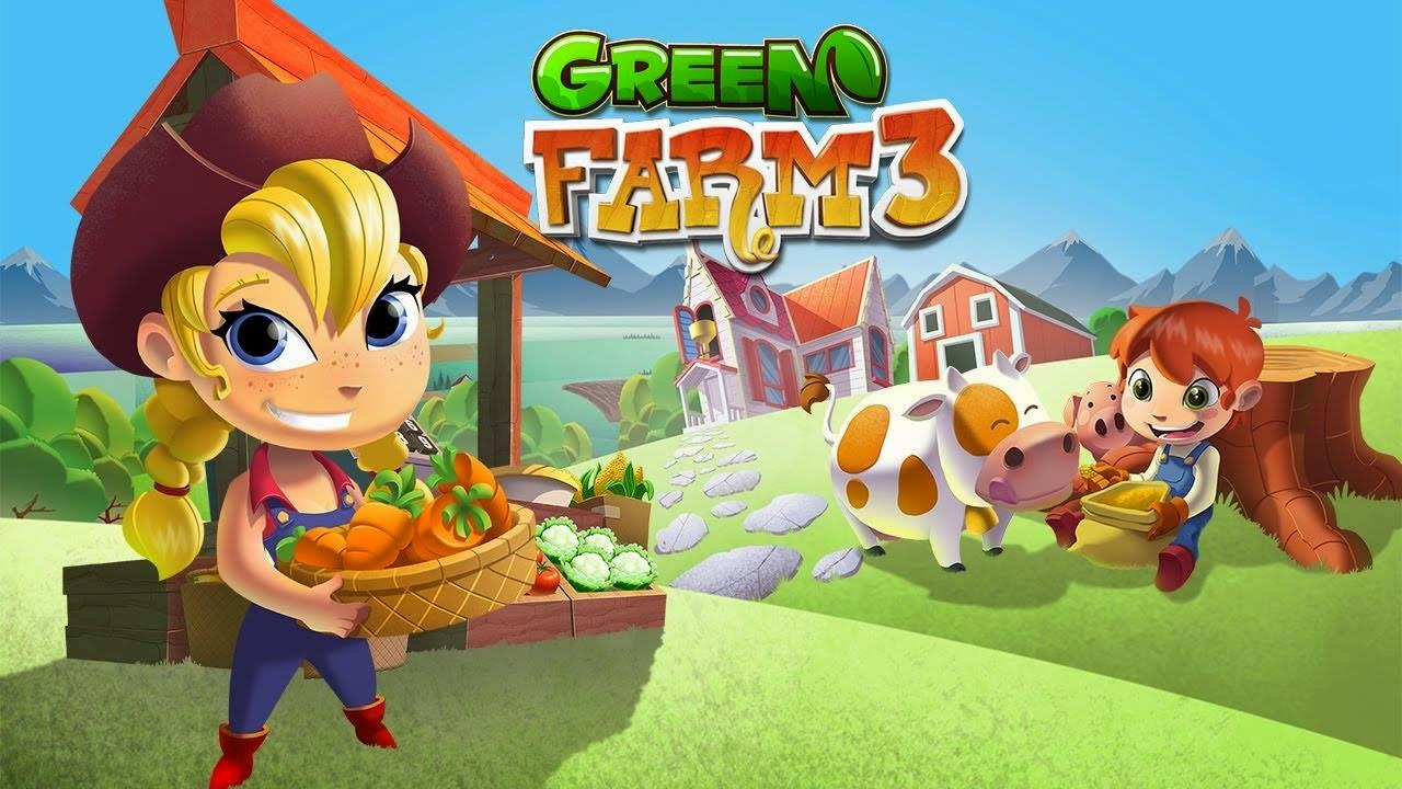 GREEN FARM 3 ANDROID APK [MOD MONEY] FREE DOWNLOAD ...