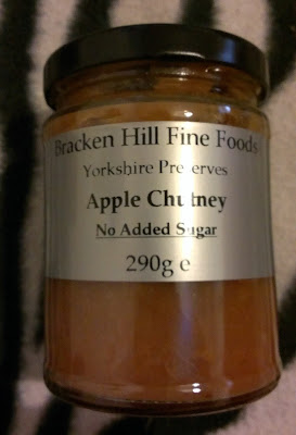 Bracken Hill Fine Foods' Apple Chutney