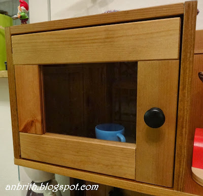 anbrith kinderk che. Black Bedroom Furniture Sets. Home Design Ideas