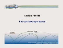 Estudio Político - 8 Areas Metropolitanas