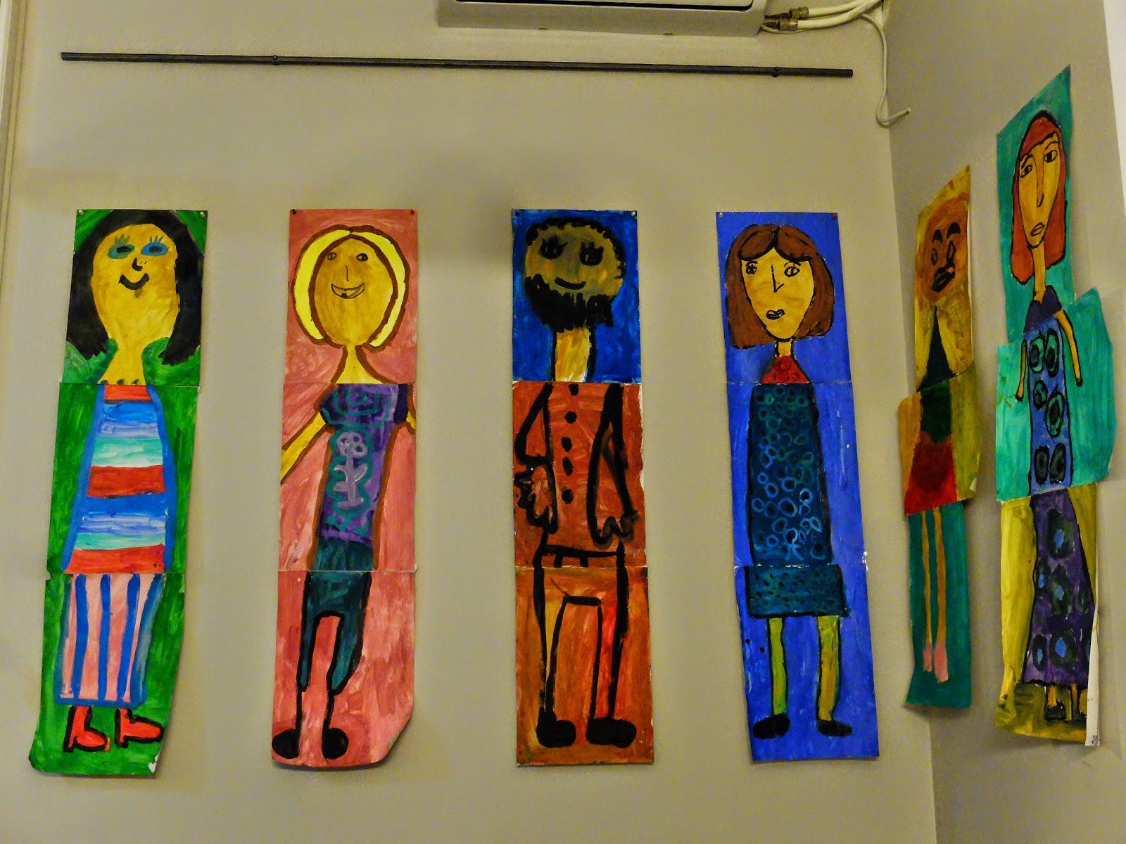 ბავშვების ნახატები