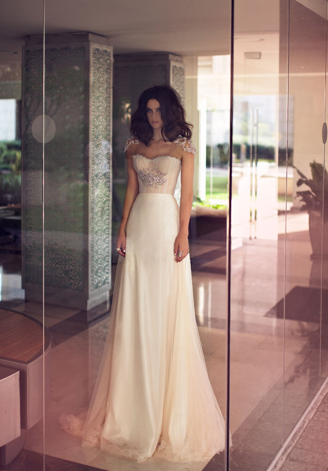 Israeli Wedding Dress Designer