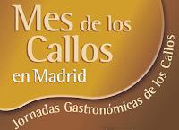 Mes de los callos Madrid - Jornadas gastronómicas Callos