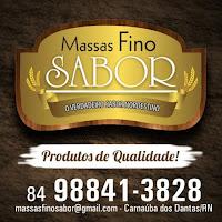 MASSAS FINO SABOR