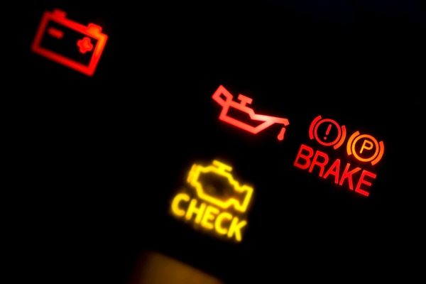 Vehicle Warning Light Explanations