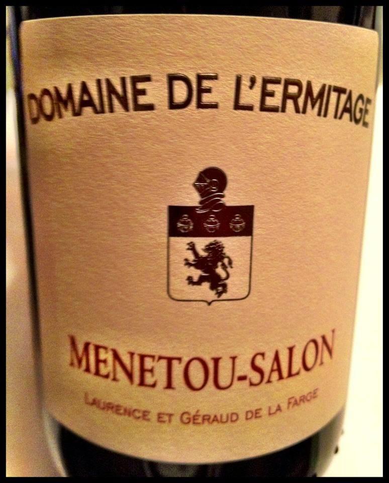 El alma del vino domaine de l ermitage menetou salon pinot noir 2012 - Menetou salon domaine de l ermitage ...