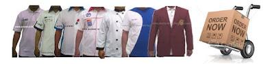 seragam kantor murah di surewi