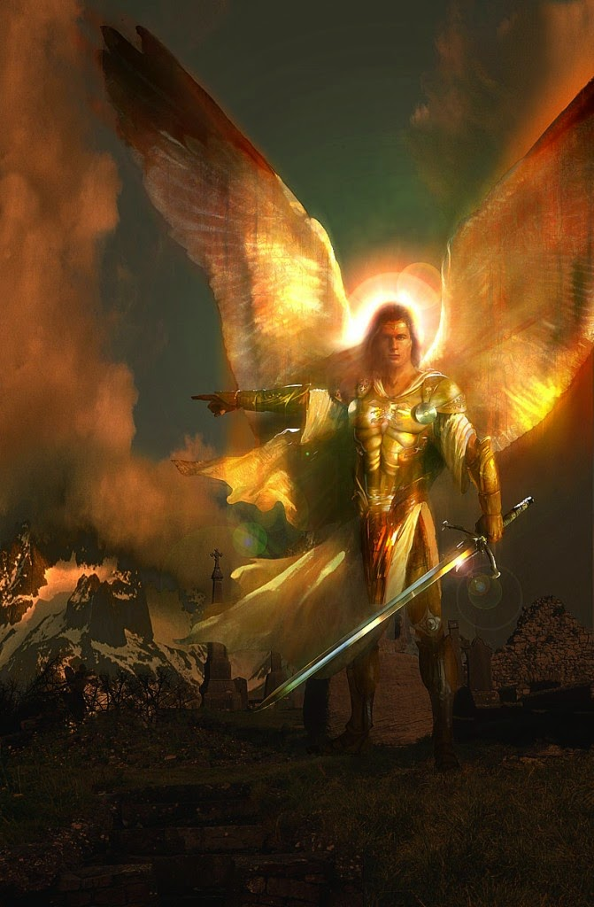 hungry for god do angels have super powers debunking the