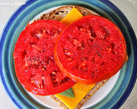 Recently- Tomato Sandwiches