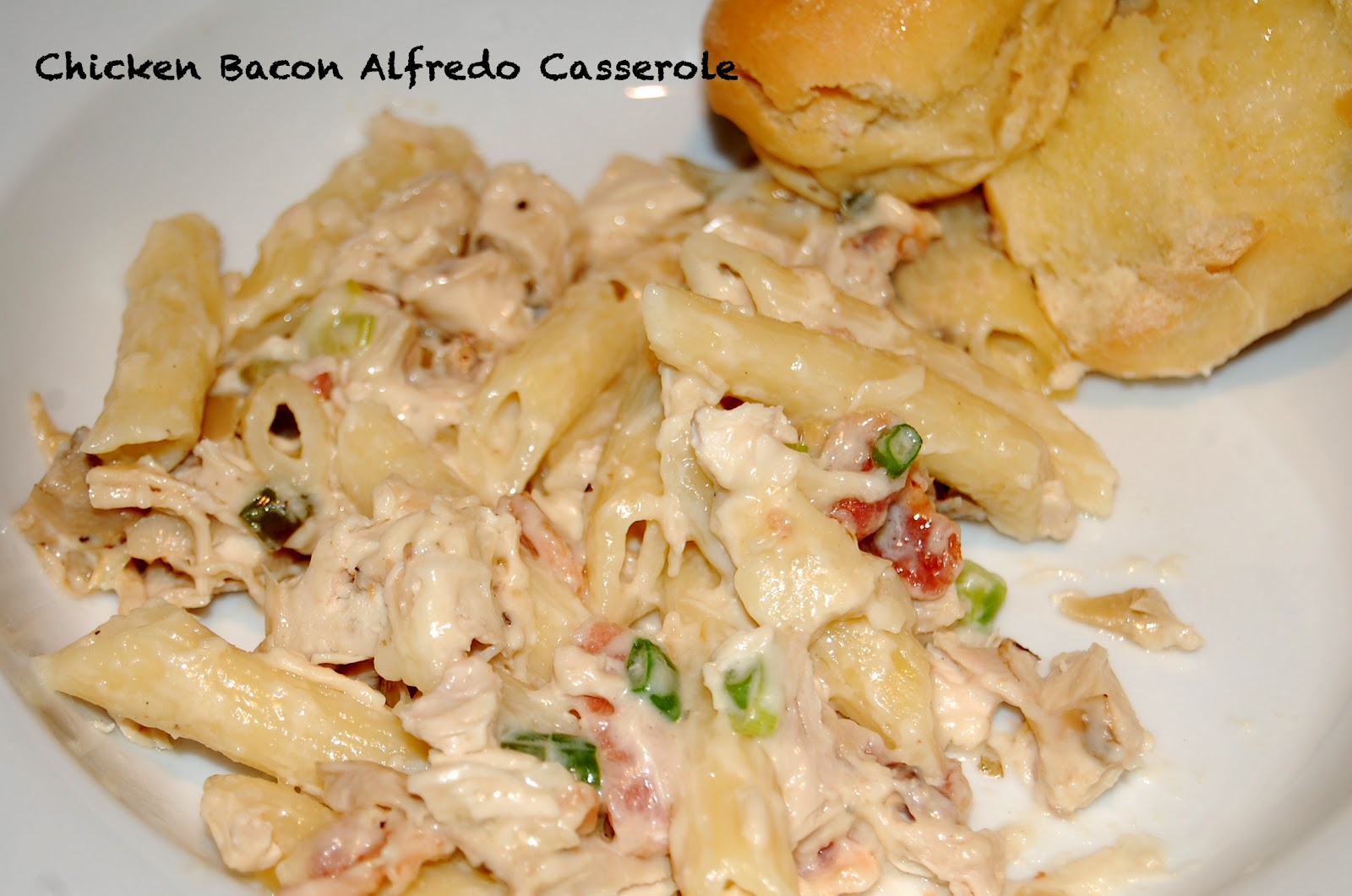 ... roll recipe that Easy Baked Chicken Alfredo Easy Baked Chicken Alfredo