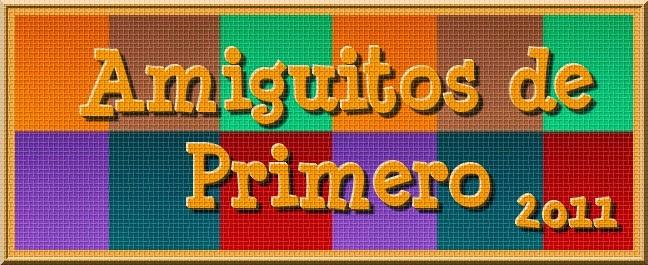 AMIGUITOS DE PRIMERO