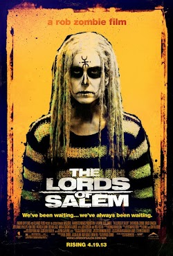 Chúa Tể Salem - The Lords Of Salem (2012) Poster