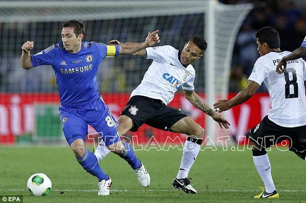 Corinthians VS Chelsea Final Fifa Club World Cup 2012