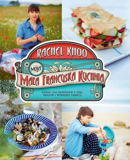 """Rachel Khoo """"Moja mała francuska kuchnia"""""""