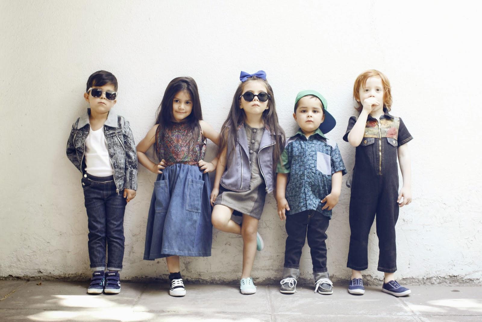 Mon moda infantil que se la juega por la reutilizaci n quinta trends - Monalisa moda infantil ...