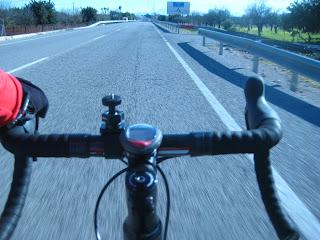 falcons Rutas bici