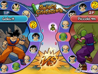 Dragon Ball z Budokai 3 personagens