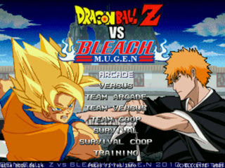 download bleach mugen